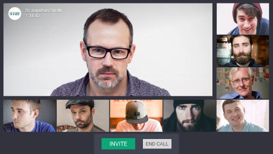 Sentab Group Calls