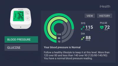 Sentab Health Monitoring