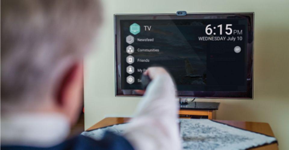 Sentab TV Overlay
