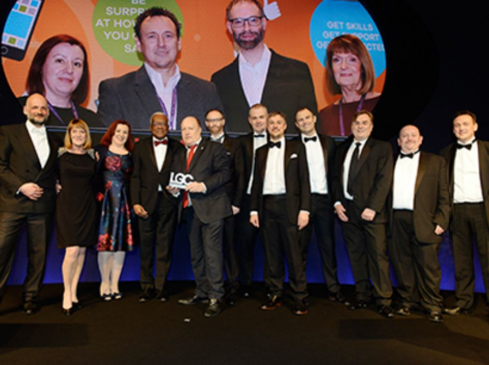 Digital Council of the Year Award 2017
