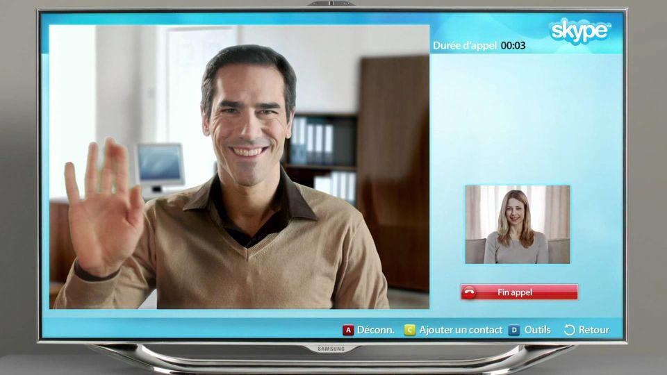 Skype TV App